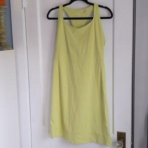 Cotton athletic dress